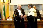 Università di Messina, conferito il dottorato honoris causa all'astronauta Williams