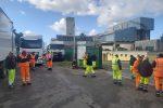 Rifiuti a Reggio, conclusa la protesta dei sindaci: autorizzato l'uso della discarica di Sambatello