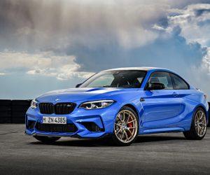 Da BMW versione speciale CS della sportiva M2