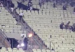 Brasile, la polizia spara ai tifosi nel Clássico-Rei Feriti sugli spalti nella partita tra Fortaleza e Ceara - CorriereTV