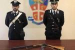 Marina di Gioiosa Jonica, minaccia l'ex cognato e viene beccato con armi abusive: denunciato