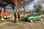 Occupazione abusiva del demanio, sequestrati due impianti tra Lattarico e Luzzi