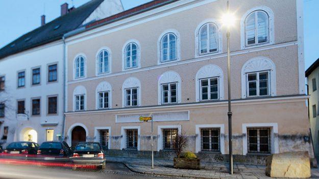 casa di Hitler, commissariato di polizia, Adolf Hitler, Wolfgang Peschorn, Sicilia, Mondo