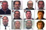 Mafia, colpo ai favoreggiatori di Matteo Messina Denaro: 13 condannati a 150 anni complessivi - Nomi e foto