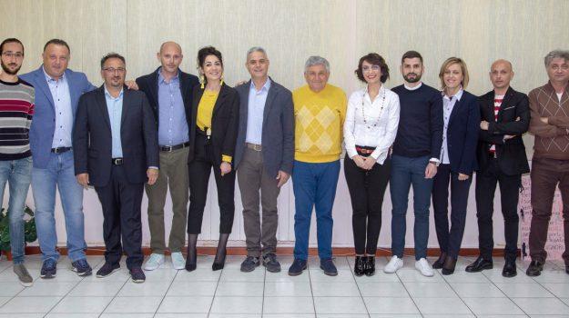 forza d'agrò, Bruno Miliadò, Giulietta Verzino, Piero Bartolone, Messina, Sicilia, Politica