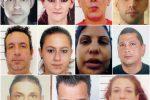 Traffico di droga dalla Colombia a Messina, chiusa l'inchiesta: le foto degli indagati
