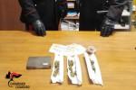 Squillace, arrestato un 37enne per detenzione di droga ai fini di spaccio