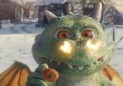 Edgar il draghetto: ecco l'adorabile spot di Natale di John Lewis Nel Regno Unito è partita la gara a suon di pubblicità natalizie - CorriereTV