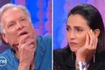 Garrison Rochelle parla della sua famiglia in tv: «Mio papà non mi ha mai detto ti voglio bene», Balivo si commuove