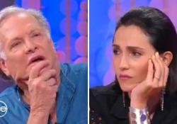 Garrison Rochelle parla della sua famiglia in tv: «Mio papà non mi ha mai detto ti voglio bene», Balivo si commuove L'intervento del ballerino e coreografo a «Vieni da Me» su Rai Uno - Corriere Tv