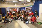 Viaggio nel mondo dell'editoria, la Gazzetta del Sud incontra gli alunni dell'istituto Giovanni Paolo II di Capo d'Orlando