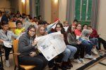 A lezione di giornalismo: Gazzetta del Sud incontra gli studenti dell'istituto Gravitelli Paino di Messina - Foto