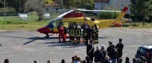 Impiegato comunale si dà fuoco al cimitero di Stefanaconi: è gravissimo