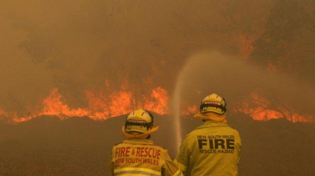australia, incendi, Sicilia, Mondo