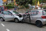Scontro frontale a Serrastretta, grave un automobilista: chiusa al traffico la Provinciale 84