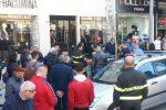 Incidente sul lavoro a Messina, operaio precipita da una scala in viale San Martino: è grave