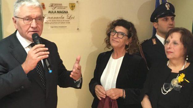 villa san giovanni, Emanuela Loi, Reggio, Calabria, Cronaca