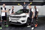 Jeep Compass celebra i 122 anni della Juventus