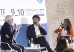 La felicità è un ingrediente della salute Eliana Liotta e Beppe Severgnini ospiti del «Tempo della Salute», evento organizzato dal «Corriere della Sera» - CorriereTV