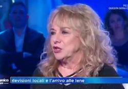 La madre di Nadia Toffa a Domenica in: «Non aveva più energie per fare le sue inchieste…» Le parole di Margherita Rebuffoni - Ansa