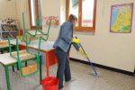 Corigliano Rossano, assunzioni degli lsu-lpu in bilico: a rischio la pulizia nelle scuole
