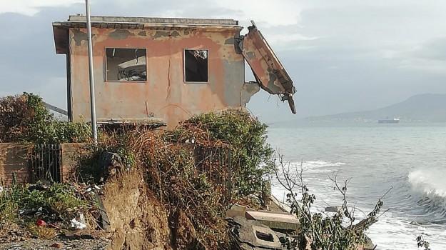 erosione costiera, maltempo, Sicilia, Cronaca