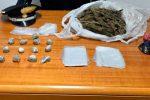 Beccato con 395 grammi di marijuana, arrestato 40enne di Isola Capo Rizzuto