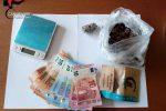 Nascondeva la marijuana in casa, arrestato 39enne di Reggio