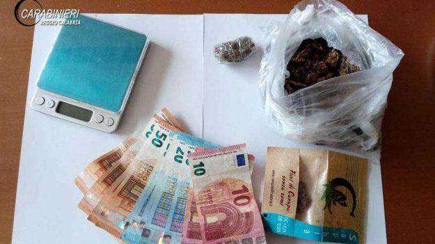 arresto reggio, droga reggio, marijuana, Reggio, Calabria, Cronaca