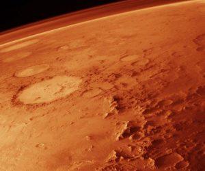 Si riscrive la storia di Marte, cresciuto lentamente