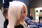 MercedeszHenger, nuovo look per la showgirl: super sexy con il caschetto