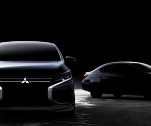 Mitsubishi alza il velo su nuove versioni Mirage e Attrage