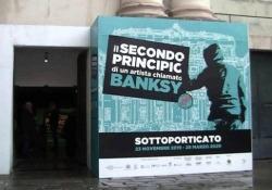 """Mostre, Banksy al Palazzo Ducale di Genova Parla il direttore Serena Bertolucci: """"Un contributo per pensare al contemporaneo"""" - Ansa"""