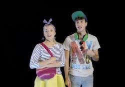 """Nipoti: Gina e Renzo Spettacolo """"Dipende da Noi"""", video tutorial per l'interpretazione dei personaggi. - Corriere Tv"""