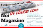 Gazzetta del Sud in classe con Noi Magazine, si presenta il progetto a Messina
