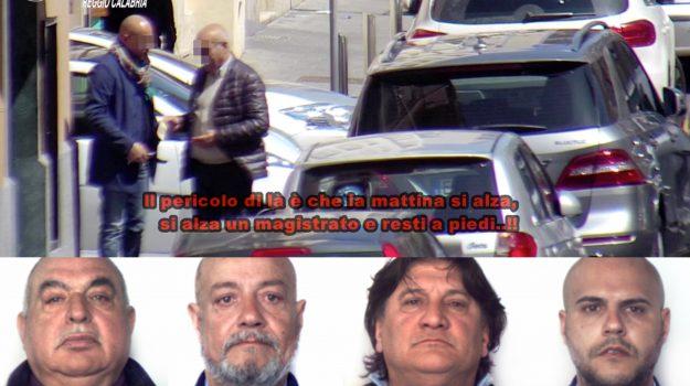 'ndrangheta, bingo, Andrea Giordano, Carmelo Ficara, Giuseppe Surace, Michele Surace, Reggio, Calabria, Cronaca