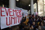 Riorganizzazione delle scuole a Messina, protesta dell'Evemero di Ganzirri