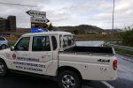 Protezione civile in allerta per il maltempo in tutta la provincia di Catanzaro