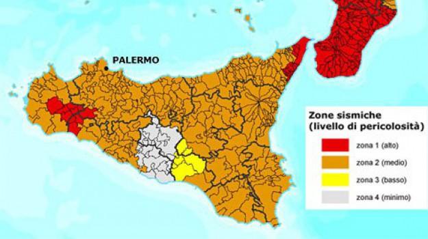 piano strategico, regione sicilia, rischio sismico, Calogero Foti, Sicilia, Economia