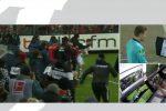 Stende l'allenatore avversario e a Friburgo parte la rissa - Video