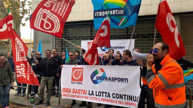 scioperi, Messina, Sicilia, Economia