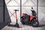 Seat ridisegna la mobilità, ecco lo scooter elettrico come un 125