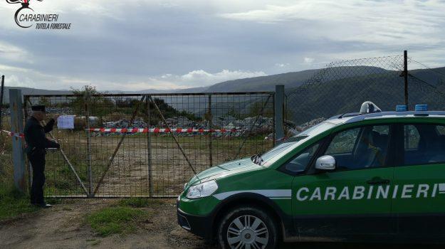 caloveto, rifiuti, Cosenza, Calabria, Cronaca