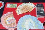 Aveva droga e contanti in casa, scatta un arresto a Reggio Calabria