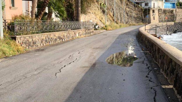lipari, maltempo, Messina, Sicilia, Cronaca
