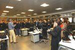 """Sessanta studenti del """"Verona Trento"""" in visita alla Gazzetta del Sud a Messina - Foto"""