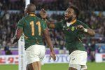 Il Sudafrica vince i Mondiali di rugby, Inghilterra ko 32-12 in finale
