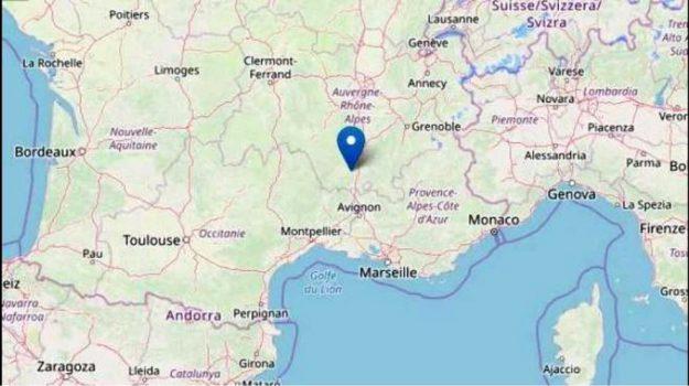 francia, terremoto, Sicilia, Mondo