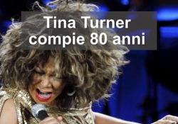 Tina Turner compie 80 anni Undici Grammy, 20 album e sei raccolte: il suo nome è entrato tra le stelle della Rock and Roll Walk of Fame - Ansa