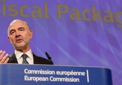 Ue, Moscovici: «Saremo attenti al debito italiano» Le parole del commissario per gli Affari economici da Bruxelles dopo il via libera alla manovra italiana 2020 - Ansa